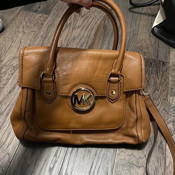 Michael Kors Caramel handbag